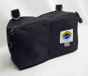 Sidemount pouch